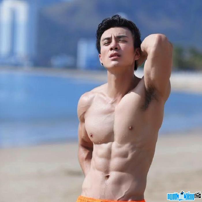 Dương Cường (1988), diễn viên, trai rặt đã có vợ con