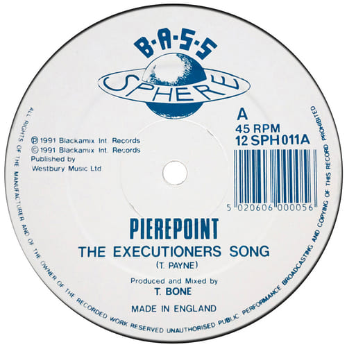 Download Pierepoint - The Executioners Song / Rough Justice mp3