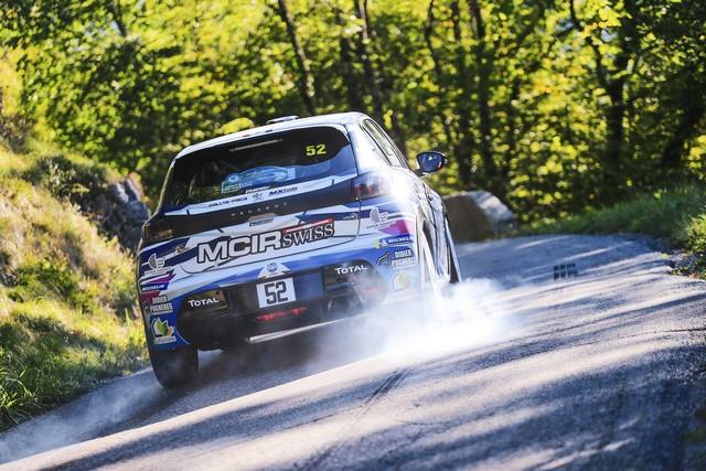 Des Débuts Réussis Pour La Peugeot 208 Rally 4 ! AV2020090065