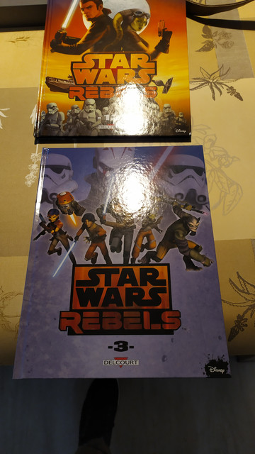 Star Wars Rebels Tome 12 - DELCOURT IMG-20191101-144414