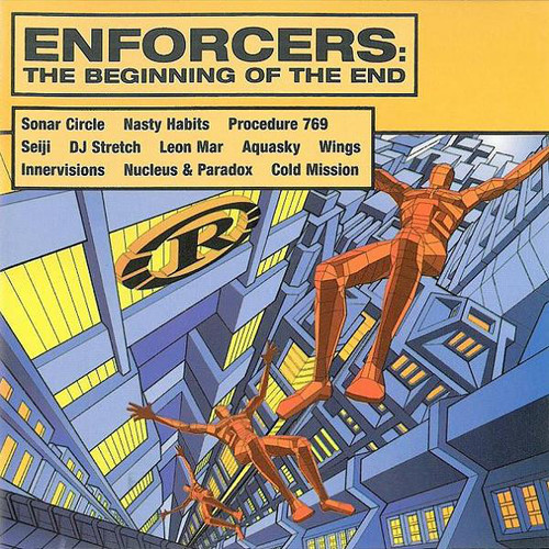 VA - Enforcers: The Beginning Of The End