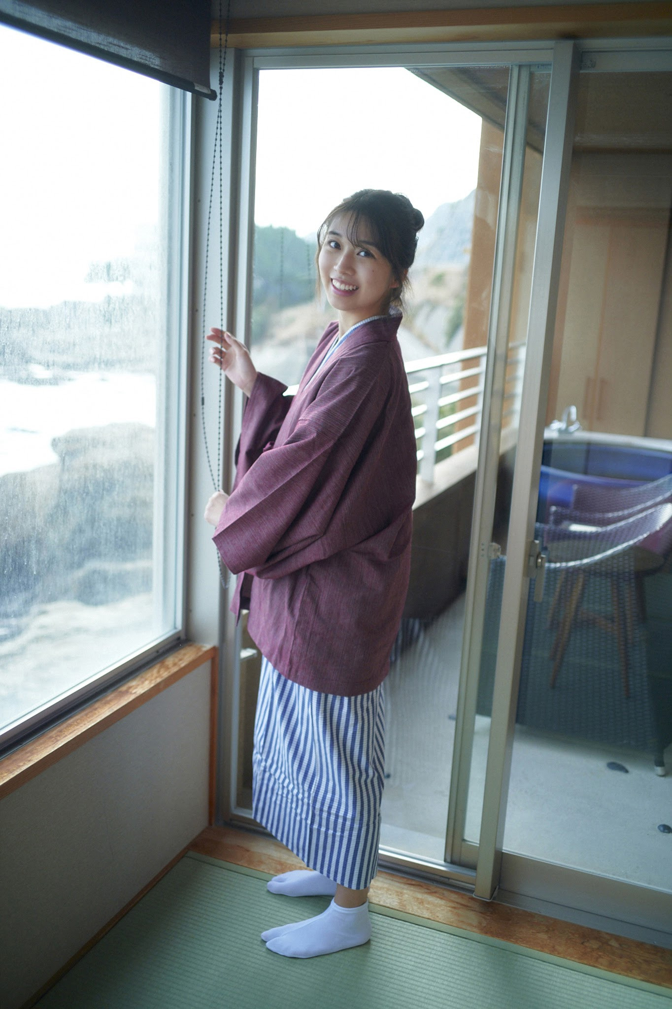 [Yanmaga Web] 牧野真莉愛・ヤンマガアザーっす!009