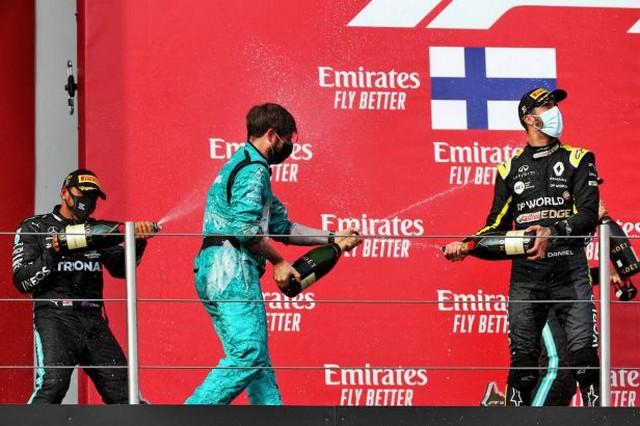 F1 GP Émilia Romagna 2020 : Vitoire Lewis Hamilton, le titre pour Mercedes 1067150