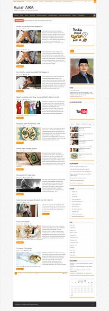 Website Kuliah AIKA