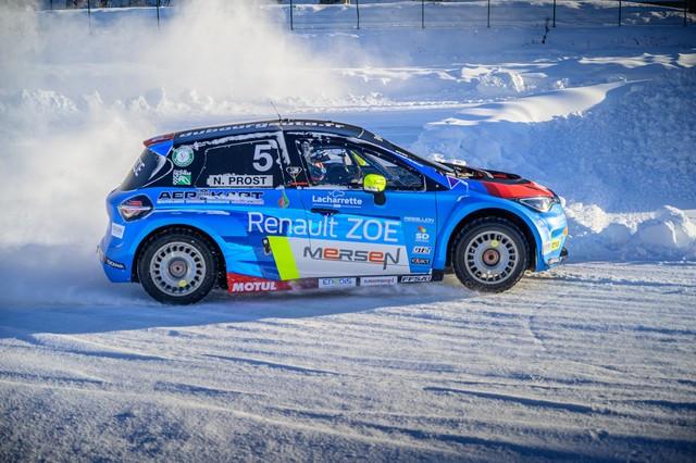 L'heure De La Comfirmation Pour ZOE Glace Et Les Pilotes Du Team Da Racing-Renault-Motul 2020-ZOE-GLACE-e-TROPHEE-Andros-Team-D-A-Racing-Renault-Motul-2
