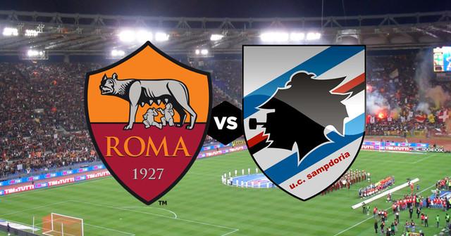 مشاهدة مباراة روما وسامبدوريا بث مباشر اليوم الاربعاء بتاريخ 24-06-2020 الدوري الايطالي