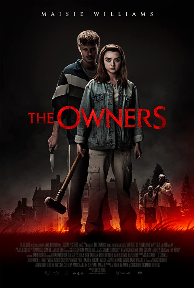 The Owners 2020 English 720p HDRip 800MB | 300MB Download