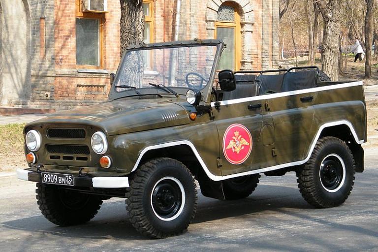 УАЗ 3151 Кабриолет