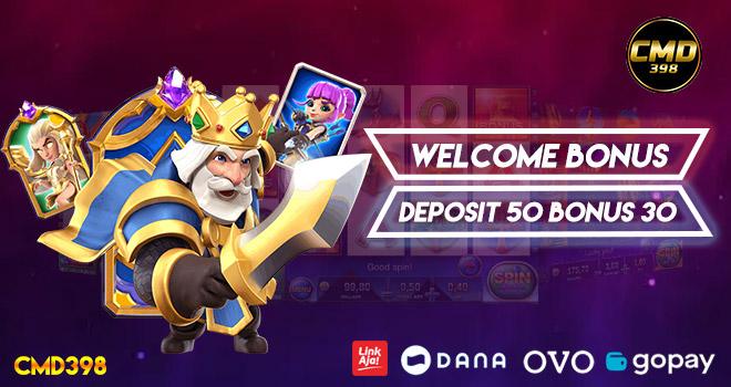 Slot Pragmatic Deposit Dana