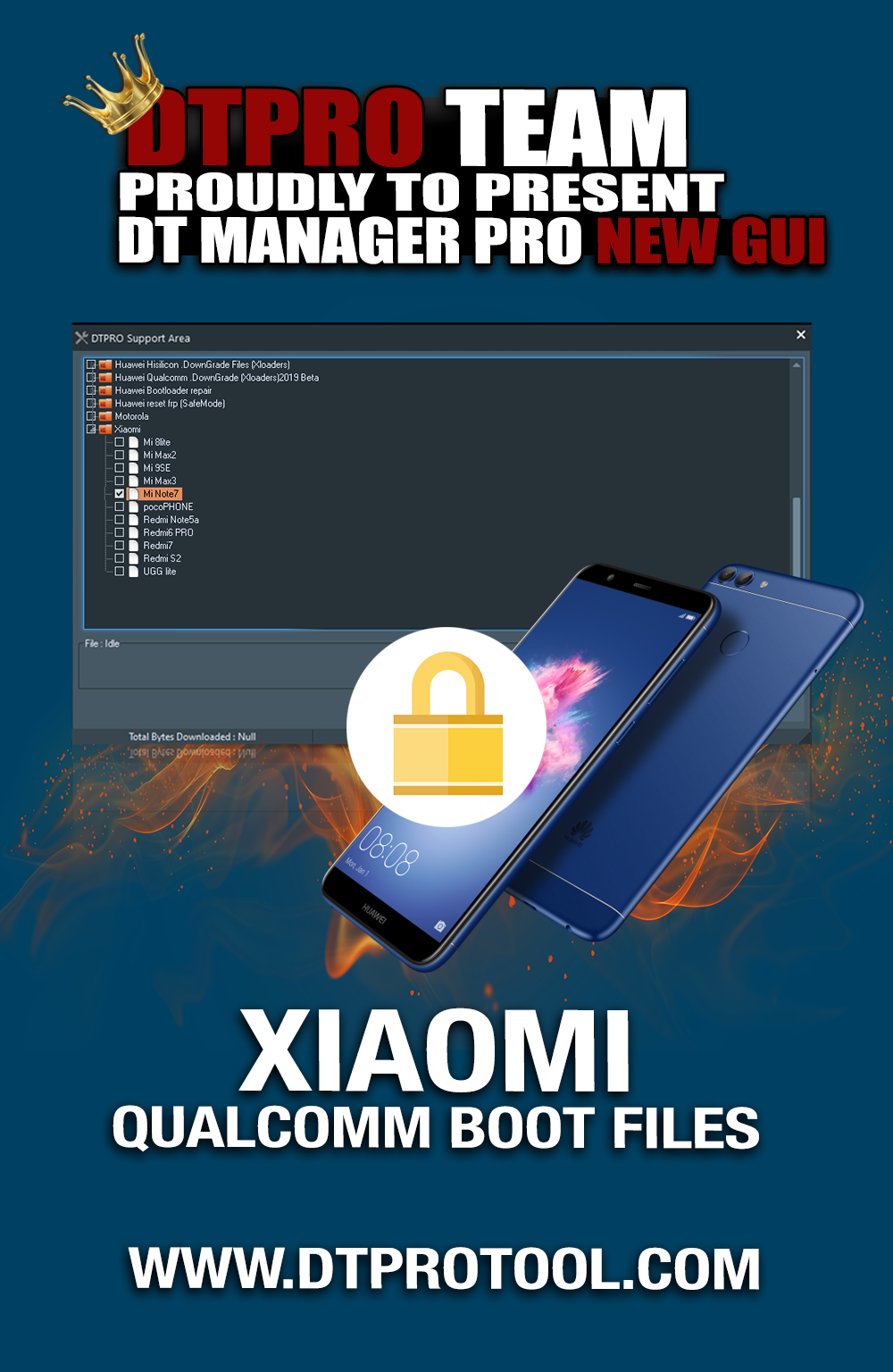 DT MANAGER PRO Tool WhosYourDaddy Edition +New Design V2 reseleased... (2018-2020)DTPRO Team