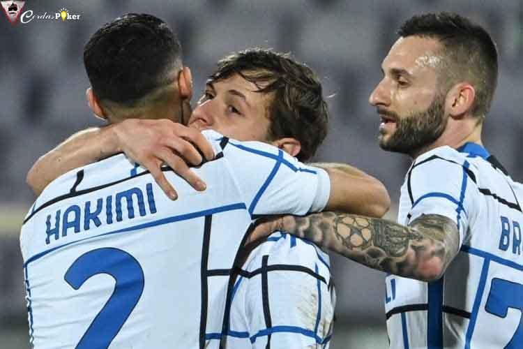 Bermain Solid dan Dominan, Inter Milan Rebut Posisi Puncak Klasemen