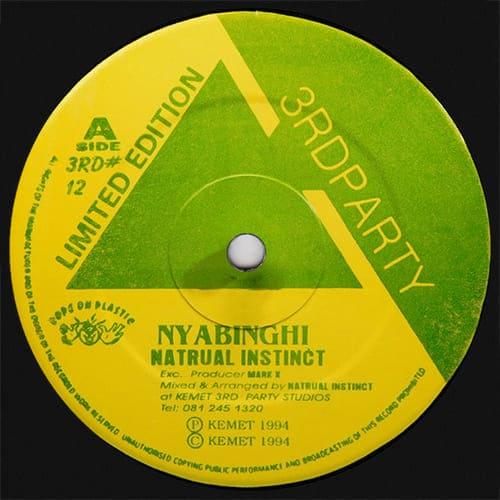 Download Natrual Instinct - Nyabinghi / One God mp3