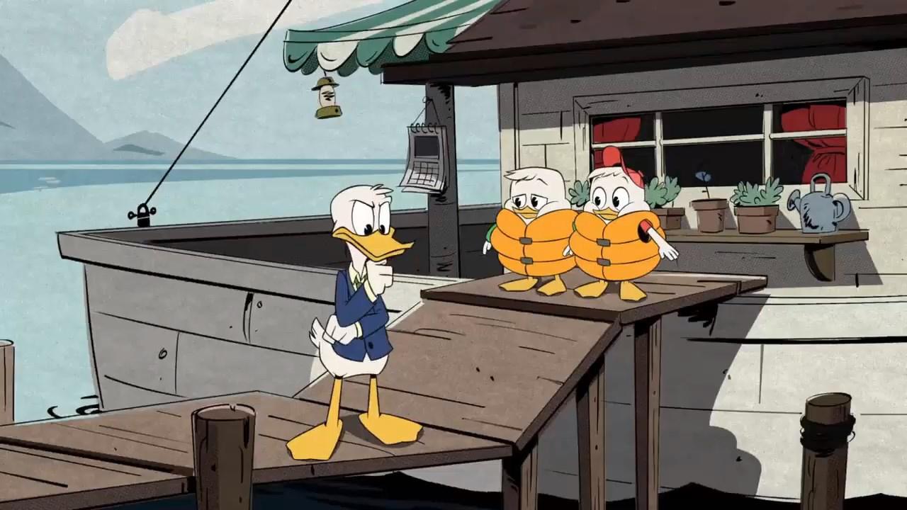 Patoaventuras - DuckTales (2017) [Latino] [ZP] 720p