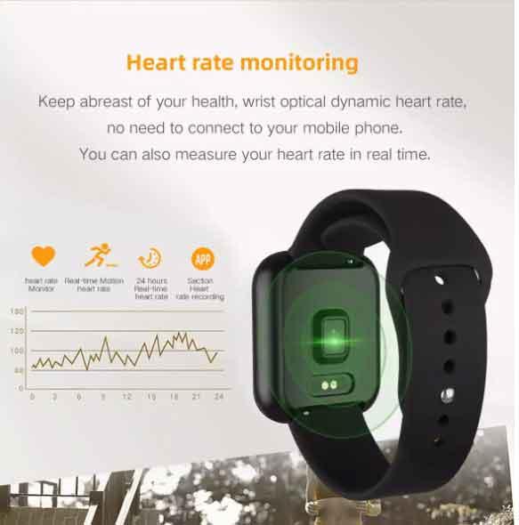 P80 Smartwatch
