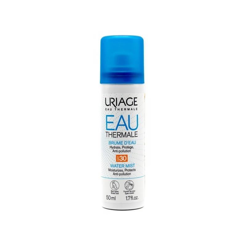 Acqua termale spray, i benefici per la pelle