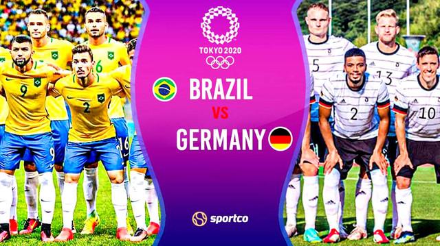 Watch Online Brazil vs Germany Live Streaming