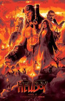 Hellboy (2019) HDRip 720p
