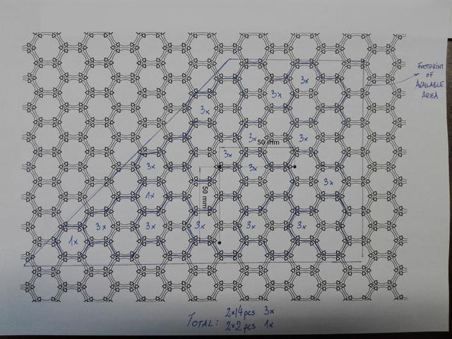 Footprint example