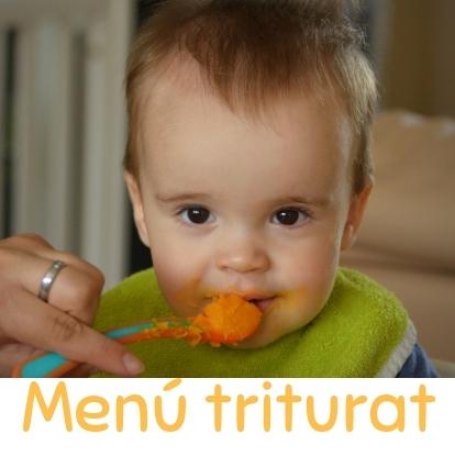 menu triturat