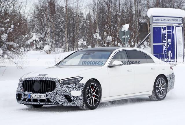 2020 - [Mercedes-Benz] Classe S - Page 23 70716-F5-B-3361-47-B8-B7-F0-69-C340-EEBB2-C