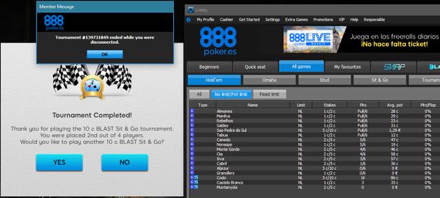 888poker Problem