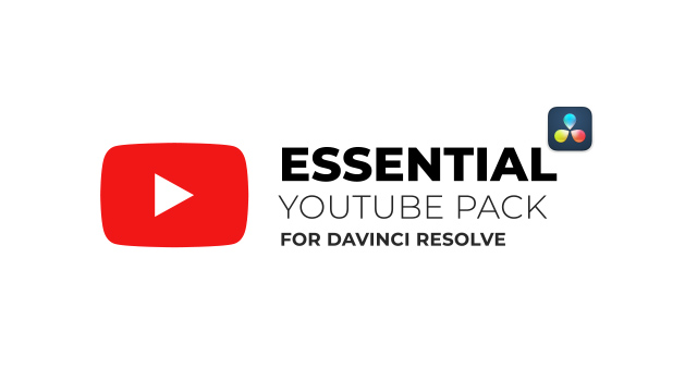 Youtube Essential Pack - 1