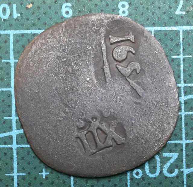 4 Maravedís acuñados de calderilla resellados FA8697-F0-9-EB6-4-F66-8687-930-FA8222730