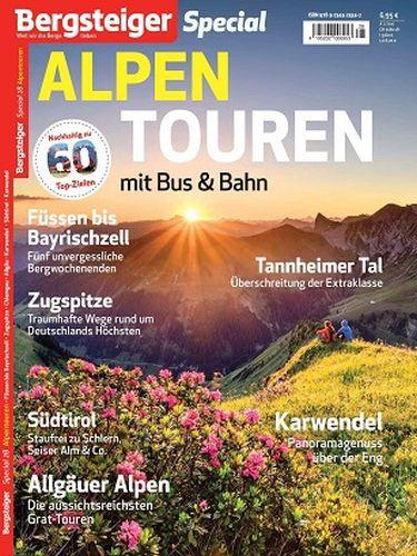 Cover: Bergsteiger Das Tourenmagazin Spezial No 28 2021
