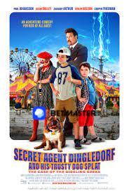 Secret Agent Dingledorf and His Trusty Dog Splat (2021) Hindi Dubbed Movie Watch Online