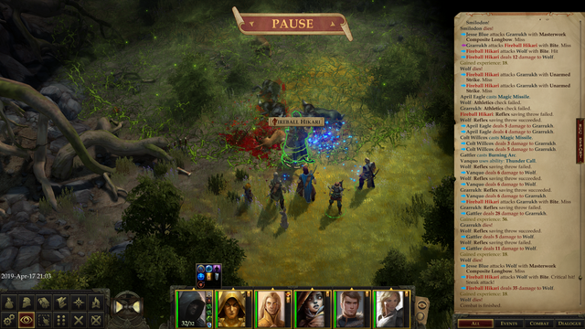 Pathfinder: Kingmaker Builds and Strats Thread | Page 114