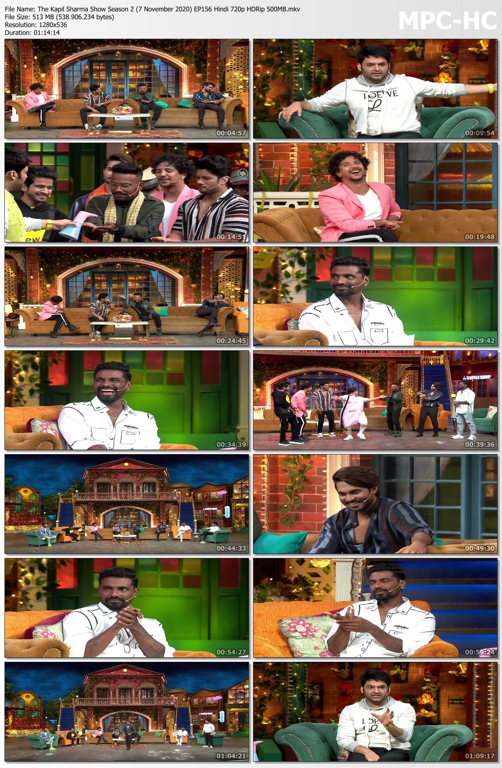 The-Kapil-Sharma-Show-Season-2-7-November-2020-EP156-Hindi-720p-HDRip-500-MB-mkv-thumbs