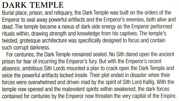 Marka Ragnos Respect Thread Dark-Temple-Dromund-Kaas
