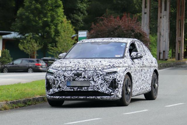 2021 - [Audi] Q4 E-Tron Sportback 130-F0-D2-D-BDFA-45-EB-934-E-022-D2640-F82-C