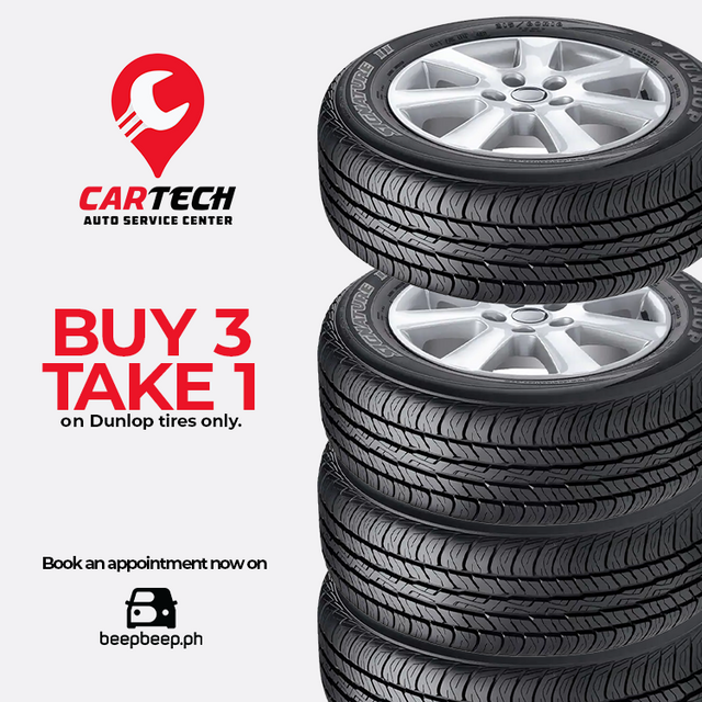 Best Car Shop Promos: Cartech-Promo