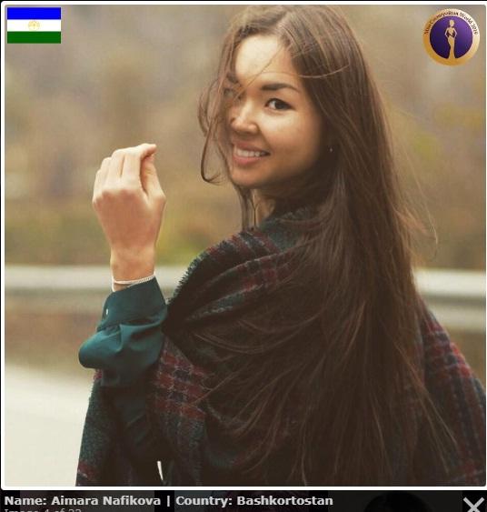 candidatas a miss cosmopolitan world 2019. final: 25 oct. Miss-bashkortostan