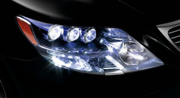 led-coche