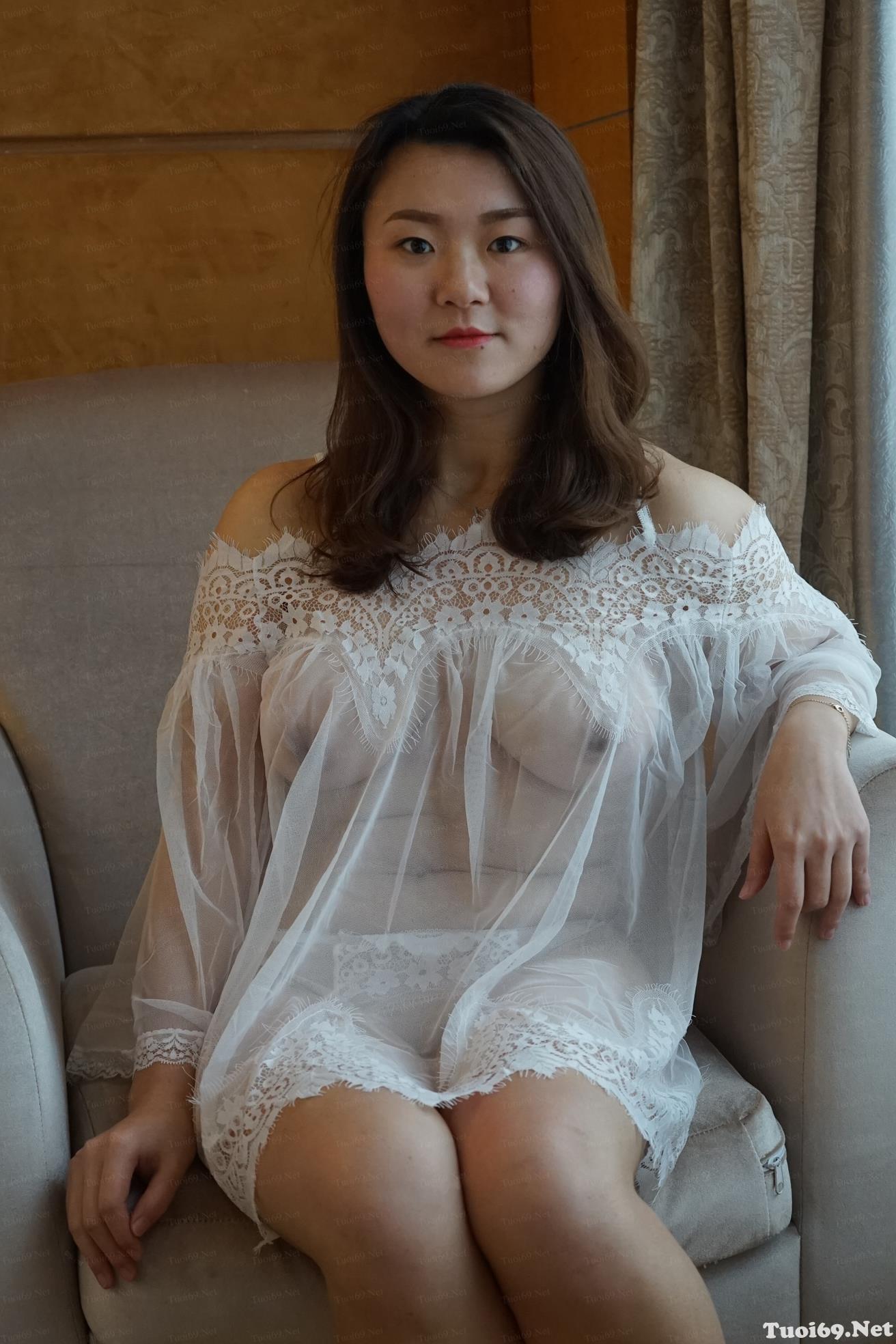 170PIC - Ảnh độc của em gái dâm Liangjia tại nhà riêng bị phát tán!