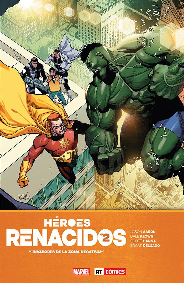 Héroes Renacidos (2021)
