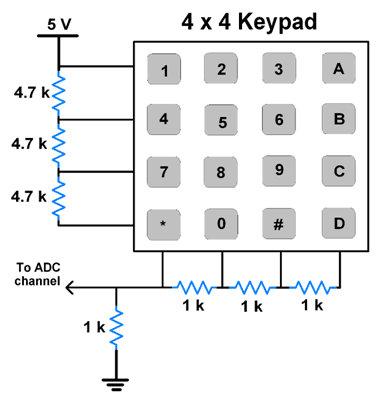 KEYPAD4-X4-006