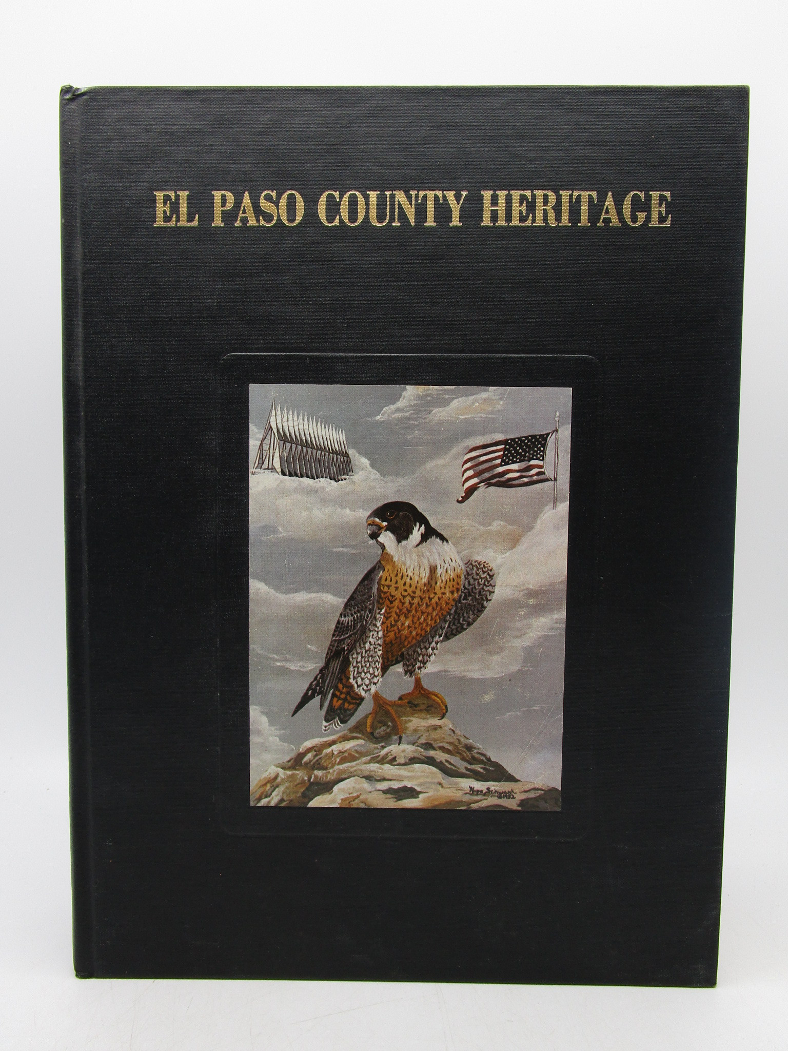 Image for El Paso County Heritage (Signed by Author)