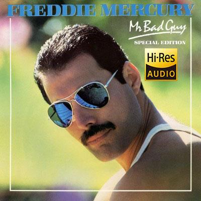 FREDDIE MERCURY - MR. BAD GUY -Special edition( 1985/2019)  FLAC [ 24 bit-Hires]