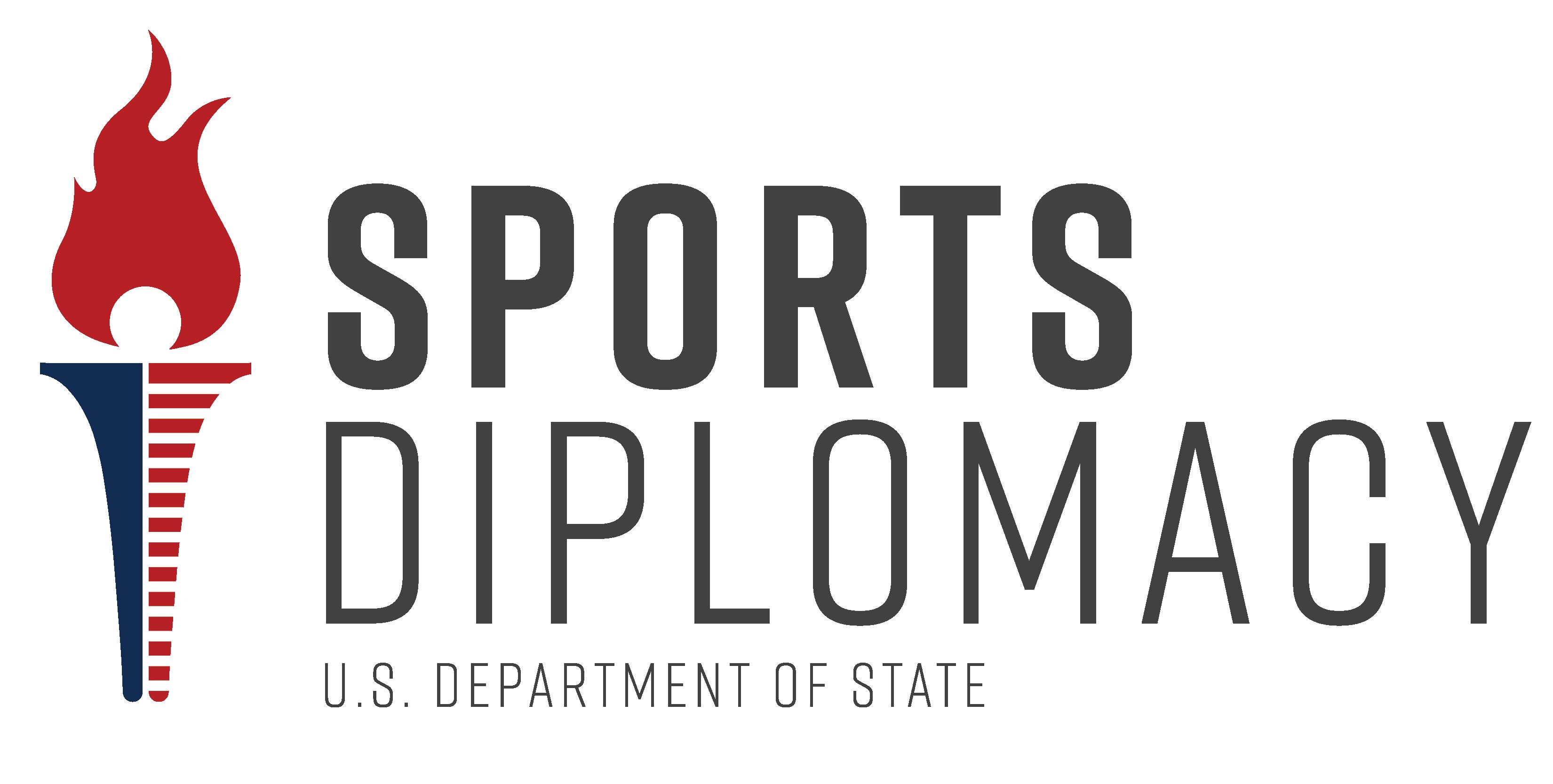 Sports Diplomacy logo