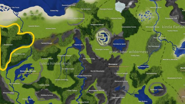 shadewood map thing
