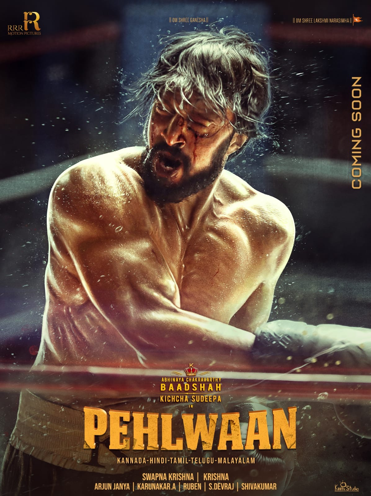 Baadshah Pehlwaan (2019) Hindi Dubbed Movie HDRip 720p AAC