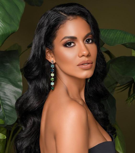 candidatas a miss earth dominican republic 2021. final: 31 de agosto. 8