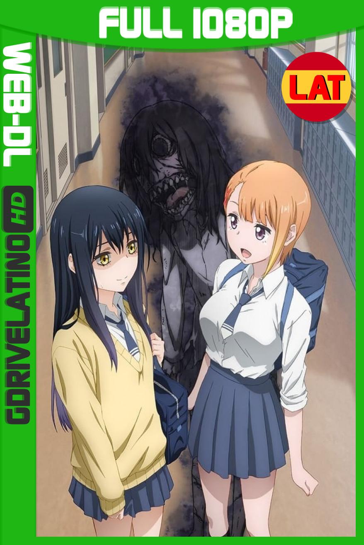 Mieruko-chan (2021) Temporada 01 [01/12] FUN WEB-DL 1080p Latino-Japonés MKV
