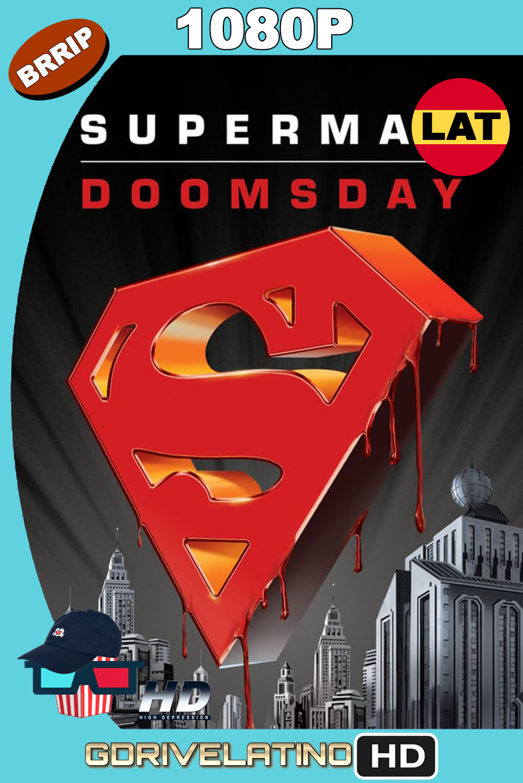 Superman: Doomsday (2007) BRRip 1080p Latino-Inglés MKV