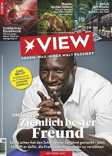 Cover: Der Stern View Magazin Sehen was in der Welt passiert No 10 Oktober 2021