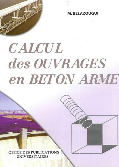 Calcul des ouvrage en béton armé