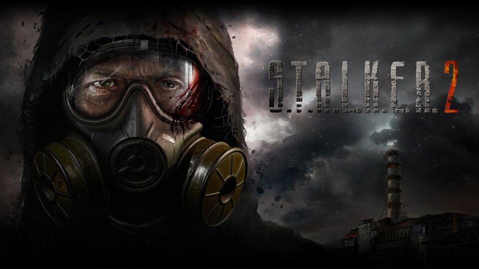 S.T.A.L.K.E.R. 2 - первый постер игры